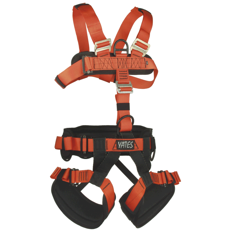 330A NFPA Full Body Harness (Padded)