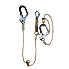 874, Flash Rated 6ft (1.83 m) Tie off/Tie-Back Lanyard. 6/12ft Free Fall Potential.