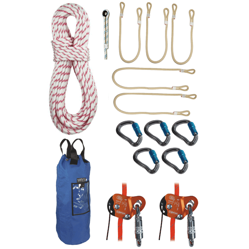 Tower Access Vertical Lifeline Kit-DGR S