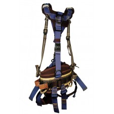 390FRC Arc Flash Rated Rope Access Construction Harness